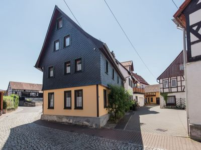 Photo for Lovely holiday accommodation in Rennsteig with covered terrace and garden