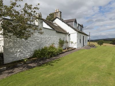 Photo for 4 bedroom accommodation in New Galloway, near Castle Douglas