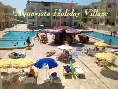 Photo for 5* 2,Bedroom,Fully Furnished Apartment with Balcony  Sea & Mountain Vi