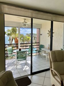 Photo for Coastal Haven with Awesome Waterfront Views! WiFi - king size bed