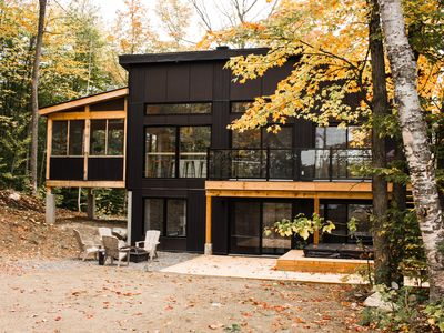 Photo for Amazing on-the-lake Cottage with views