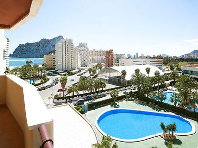 Photo for One bedroom Apartment, sleeps 2 in Ifac with Pool, Air Con and WiFi