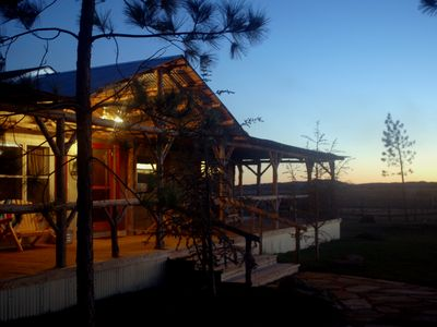Photo for The Bunkhouse Lodge Is A Luxurious Retreat In The Wichita Mountains