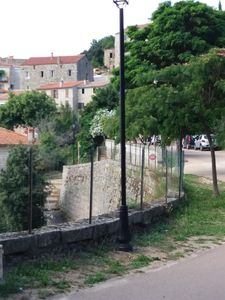Photo for F2 of 50m2 on the ground floor D A VILLAGE HOUSE IN FOZZANO CORSICA SOUTH
