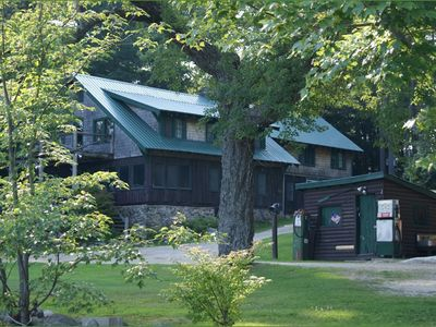 Photo for Rent the Lodge and our property for your family reunion, wedding, or group event
