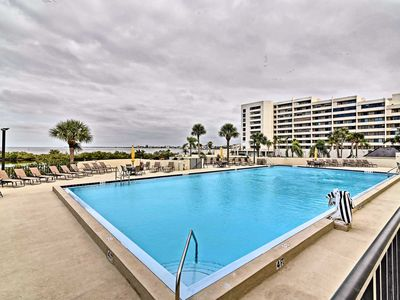 Photo for Gulfside Hudson Condo w/Amenities-Monthly Specials