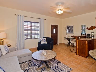 Photo for Reef View Apartment 103 - Beautiful Ocean view Nightly Rental in San Pedro
