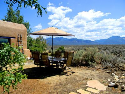 Photo for Adobe de Artista 1 - Semi Secluded Million Dollar Views with Private Hot Tub