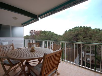 Photo for 2BR Apartment Vacation Rental in Castelldefels, Catalunya