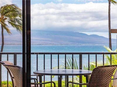 Photo for $145 Last Minute Special!  Valid 11/01-11/11! Maalaea Banyans #209 Oceanfront! BRAND NEW REMODEL!