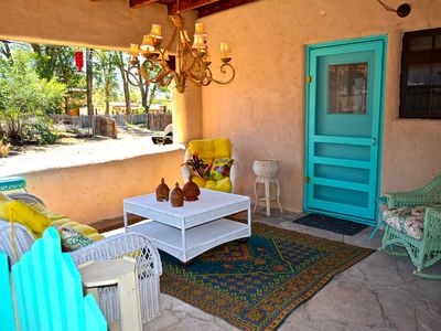 Photo for Casa Milagro Elegant Comfort in the heart of Taos w/ Hot Tub
