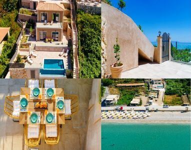 Photo for Villa Paloma!  A brand new seafront luxury Villa! Sometimes Heaven is available!