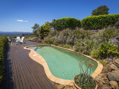 Photo for Villa 5 @ Bimbadeen Estate - Spa studio for 2 - Enjoy the best views in the valley