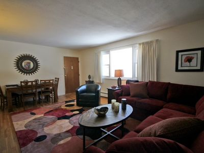 Photo for Charming Condo In The Heart Of Lenox