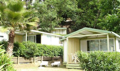 Photo for Camping Green Park **** - Air-conditioned chalet 3 rooms 5 persons