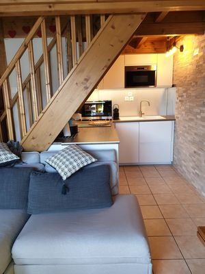 Photo for 2BR Apartment Vacation Rental in Mont-de-Lans