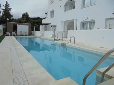 Photo for Stunning 3 bedroom apartment near Puerto Banus (walking distance)
