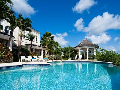 Photo for Pandanus Villa in Barbados - wonderful 5 bedroom villa with a private swimming pool