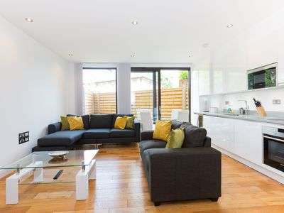 Photo for Three Bedroom Duplex in Maida Vale