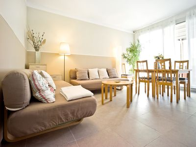 Photo for LARGE APARTMENT WITH LARGE TERRACE 6 PEOPLE