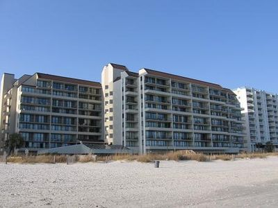 Photo for Perfect location, near shopping, family friendly@Sea Winds North Myrtle Beach