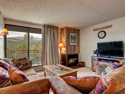 Photo for Great Breckenridge Location, Ski-In/Out, 1 Block to Main St., Stunning Views, &
