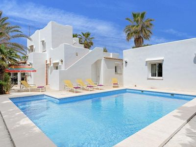 Photo for 3 bedroom Villa, sleeps 6 in Cala Egos with Air Con and WiFi