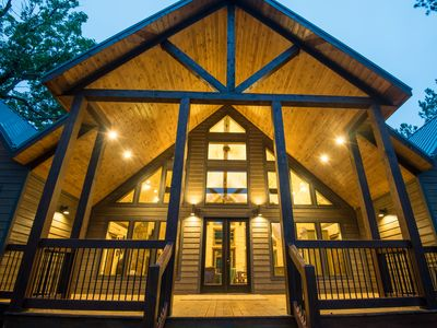 Photo for Water Music Cabin Broken Bow