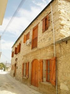 Photo for Traditional stone built villa with secluded courtyard