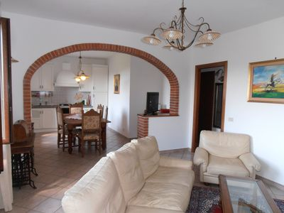 Photo for Semi-detached house in Maremma