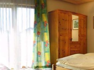 Photo for Double room, shower or bath, balcony - Pension Jägerhof