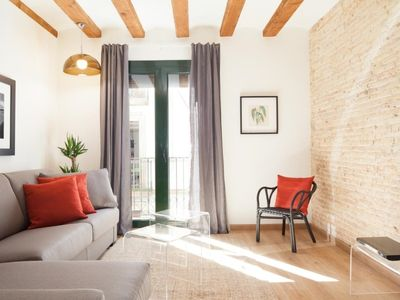 Photo for SUPERIOR apartment near Plaza Catalunya