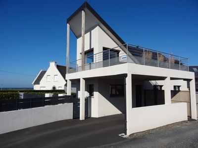 Photo for NEW HOUSE NEAR AND SEA VIEWS TREVOU-TREGUIGNEC THE ROYAU