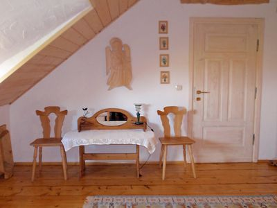 Photo for Vacation home Dworek in Rychwald - 8 persons, 4 bedrooms