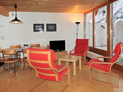 Photo for Apartment in the center of Grindelwald with Parking, Internet, Washing machine (44695)