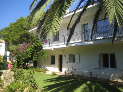 Photo for Large Villa for 13 people in Calafat Private Pool Air conditioning Wi-Fi