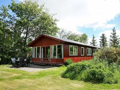 Photo for Vacation home Knud Strand/Limfjorden in Spøttrup - 4 persons, 3 bedrooms