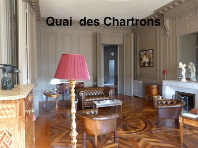 Photo for Private room/showerroom/toilet in mansion chartrons sight Garonne /Tram B