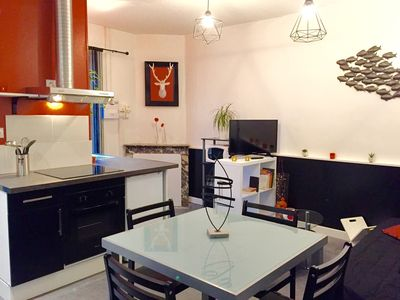 Photo for Beautiful Townhouse 50m2 for 4 people / beach / Old Port La Rochelle