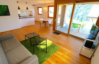 Photo for Apartment Guarda for 4 - 6 people with 2 bedrooms - Apartment in one or more families