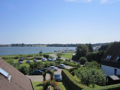 Photo for Spacious apartment for up to 6 people with stunning views of Schlei and Noor