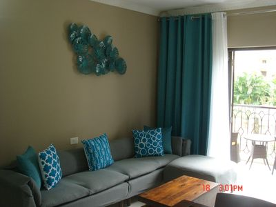 Photo for Candolim modern apartment near Calamari
