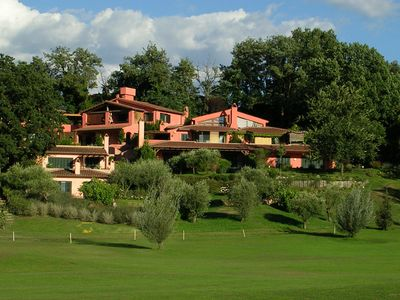 Photo for Rome Golf Country Home: visit Rome, explore the countryside, play golf!