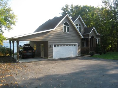 Photo for Beautiful 5 Bedroom Lakeview Home in Lake George