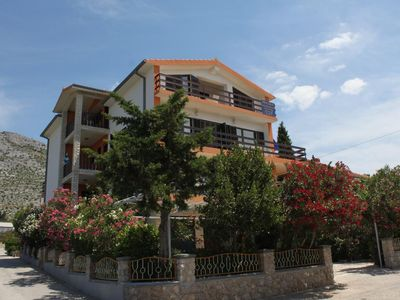 Photo for Apartment in Starigrad (Paklenica), capacity 2+1