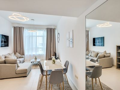 Photo for Stylish designed new 2 BD with panorami