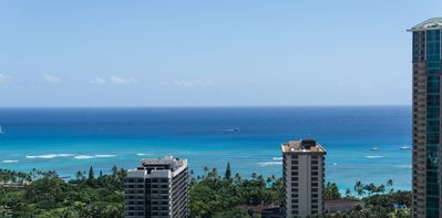 Photo for Mid Century Aloha Meets Modern Updated Waikiki Condo. Walk To Beach+Ala Moana