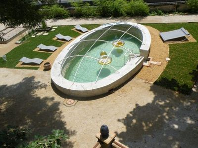 Photo for MANOR OF THE BASTIDE HOUSE OF CHARACTER WITH SWIMMING POOL