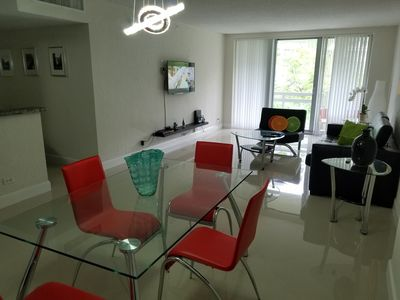 Photo for Apartment in luxury complex on South Beach