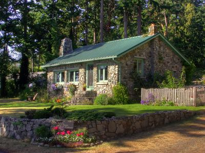 "Photo for Everything you need  for a ""Stay In"" Quiet Retreat in a beautiful setting."